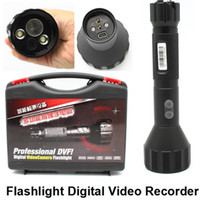Wholesale H High Quality Flashlight Digital Video Recorder