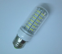 Wholesale 5pcs E14 E27 G9 GU10 W SMD LED White Warm White lumen Corn Light Bulb Lamp V V V V