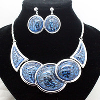 newest fashion brand lovely 4colors wedding jewelry sets par...