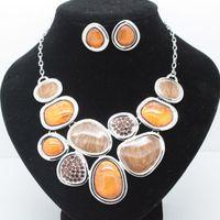 2014newest brand romantic rhinestone jewelry sets fancy vint...
