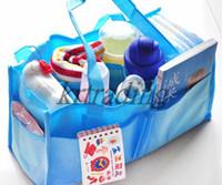 Wholesale Portable Insert Handbag Non woven Inner storange for Mother Bag Travel Nappy Bag Organiser for Mommy Diaper Bag pink amp blue can wash by hand
