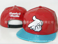 Ball Cap LIGHT blue, red and blue  leather 2014 Crooks and Castles hip-hop Cap Hat HOT HIPHOP Boy Baseball cap Crooks and Castles Air Gun Snapback Caps 100PC