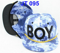 Wholesale Sports Caps snapbacks hats Blue Acid Wash Denim SNAPBACK hats Cayler Sons Caps Flower Blank Basketball hats baseball hats