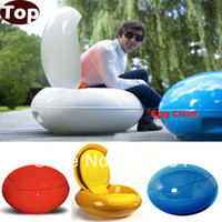 Wholesale Garden Egg Chair Garden Chair outdoor egg chair fibre glass chair Garde chair Modern Chair Furniture egg sofa