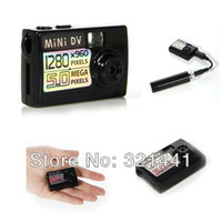 Wholesale HD Smallest Mini DV Camera Hidden Digital Video Recorder Camcorder Webcam DVR MP Sound Recoding