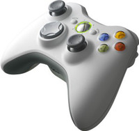 For Xbox Wireless Controller Force Feedback 2 color HQ Xbox 360 Bluetooth wireless controller with battery