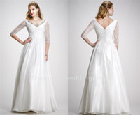 Wholesale White Half Sleeve Beaded Crystal Full Length Long Pleated By Colors Dresses Prom Dresses Plus Size Formal Ball Evening Gown AQ772