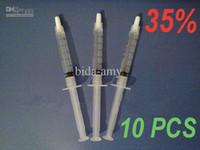 Whitening Kit Teeth Whitening China (Mainland) 10 Syringes 35% CP Bleach Gel for Teeth Whitening Tooth Whitener