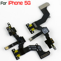 Wholesale For iPhone G OEM Brand New Front Facing Camera with Sensor Flex Cable Ribbon
