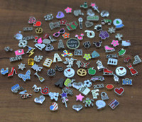 Charms   mixed 30 designs 90pcs Charms for Locket Floating Locket Charms also fit Living Locket Charms