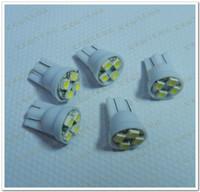 Wholesale 200pcs T10 LED smd light Bulbs reading lights Car Auto LED Wedge Interior Light car bulb led lamp