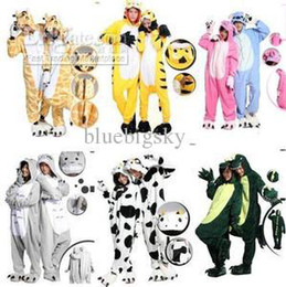 Wholesale Pajamas Anime Cosplay Costume Unisex Adult Onesie Dress