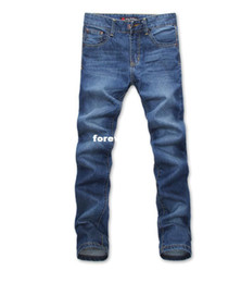 Wholesale new Korean fashion leisure men s personality jeans s tide high quality