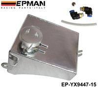 Wholesale EPMAN Aluminum Coolant Overflow Tank Reservoir Kit for SX S13 SR20DET KA24DE KA24E KA24 Fits SX EP YX9447