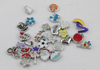 Charms Charm(s) Clothing, Handbags & Shoes 100 pcs mixed 36styles new designs floating charms for glass memory living floating locket pendant