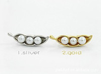 Stud Women's Alloy Freeshipping-New 2014 Fashion retro punk innovative items peas beads pearl Alloy Stud Earrings for women brincos pendientes accessories