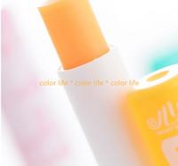 baby balm - 12pcs hengfang angle baby light color lip balm