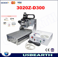Wholesale Free taxes to Russia CNC Z D300 CNC Z D300 engraving machine CNC router milling machine upgrade from T