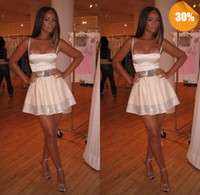 Cheap Free Shipping 2014 New Arrival Famous Designer Strapless Short Mini Evening Dresses Sexy Party Dresses With Aequins Cheap Cocktail Dresses