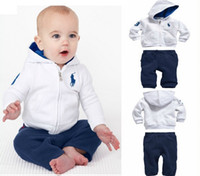 Wholesale new spring summer Children s boys babys fashion coats pants Outfits amp Sets suit TT
