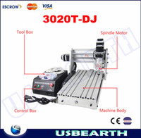 Wholesale mini desktop engraving machine CNC T DJ upgrade from T Router Engraver Milling Drilling Machine