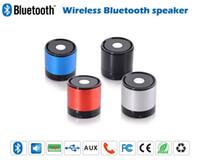 Wholesale pc mini portable wireless bluetooth speaker audio input with phone handsfree for mobile phone psp gps mp4