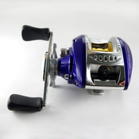 Wholesale Ball Bearing metal wire cup bait casting centrifuge drag lure fishing reel