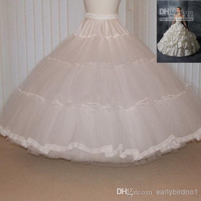 Подъюбник для свадебного платья своими руками