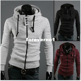 Wholesale 2013 winter men s casual cardigan Hoodies