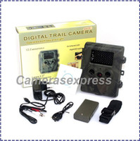 Wholesale Hunting Camera MMS HT LIM nm HD x1080P Inch LCD Screen IR LED Trail Cameras Waterproof