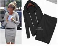 Wholesale Women s baseball jacket sweater women suits for sport suit shorts tracksuits clothing