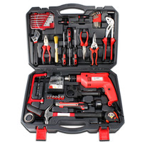 Wholesale Kraft Will genuine security tool combination sets of household household kits Decepticons metal toolbox