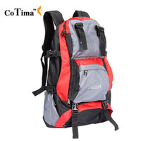 Wholesale Cotima male Women mountaineering bag backpack travel backpack fashion bag