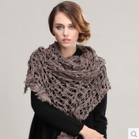 wool 60*220cm 245g 2014 girl's wool scarf special hollow-out high quality wool scarf Y00096 free shipping