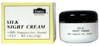Wholesale Smiss Fragrance Free Silk Night Cream Moist Sooth Remove Winkles