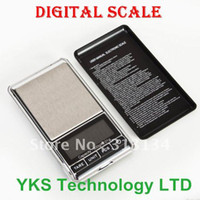 Cheap New arrival 0.01 x 300g Electronic Balance Gram Digital Pocket scale free shipping --A404 Hot