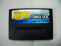 Wholesale Super Everdrive SFC SNES Game flash cartridge china ver