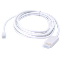 Wholesale 2014 Hot Sale Thunderbolt Mini DisplayPort To HDMI ft Cable For MacBook Pro Air iMac