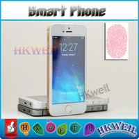 IOS7 Menu I5S 5S Android Cell Phone 4G ROM MTK6572W Dual Cor...