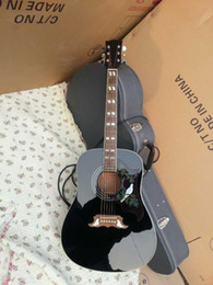 Wholesale 2014 New China Guitar factory GB dove acoustic electric