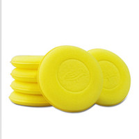 Wholesale Round sponge car wash sponge cleaning sponge