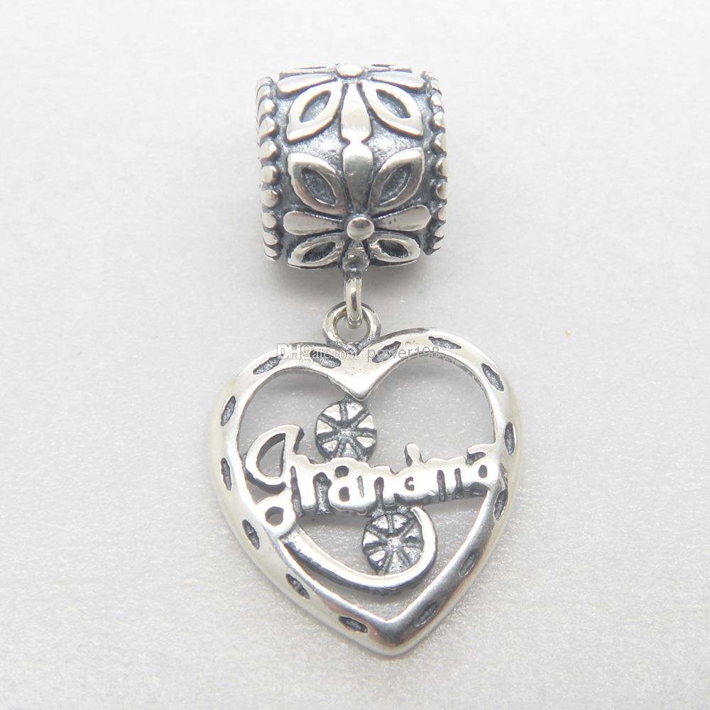 Grandmother Charm Pandora