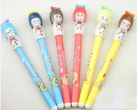 Calligraphy & Fountain Pens baby calligraphy - cute Cartoon Japan Baby gel pen Korean Style gel Pen Promotion Gift Fashion New