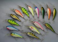 Wholesale FISHING LURES CRANKBAIT HOOKS BAIT g cm