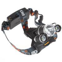 Wholesale 10PCS LM JR X CREE XML T6 LED Headlamp Headlight Mode Head Light Lamp for Cycling Camping Traveling Hiking outdoor Sport LEG_542