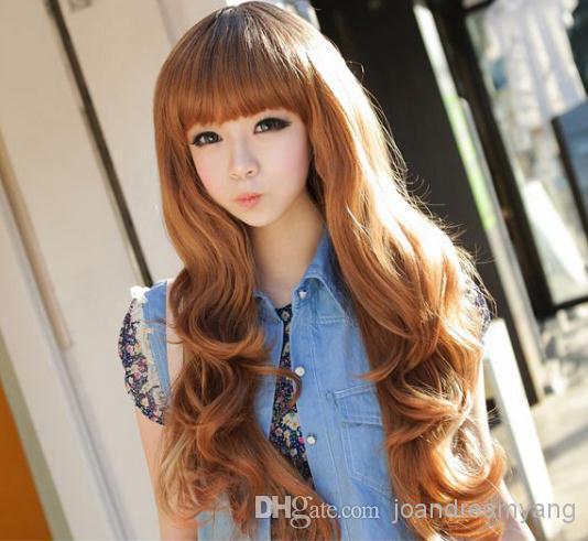 Remarkable New Wig Cosplay Synthetic Hair Sailor Moon Curly Hair False Head Short Hairstyles Gunalazisus