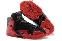 Wholesale Hot New Basketball Shoes color MVP Lebrons X Mens Athelitics sneakers On Sale Size