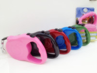 Wholesale Small Retractable Pet Dog Leashes Puppy Leads M Length