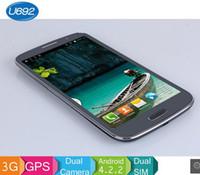 WCDMA Octa Core Android Presale Ulefone U692 MTK6592 octa core 6.5 inch IPS 8MP Dual camera 2GB RAM 16GB ROM Dual Camera Dual Sim 3G GPS Android phones