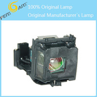 Wholesale 100 OM AN F212LP projector lamp for Sharp PG F212X F255W F262X F267X F312X F317X with best price